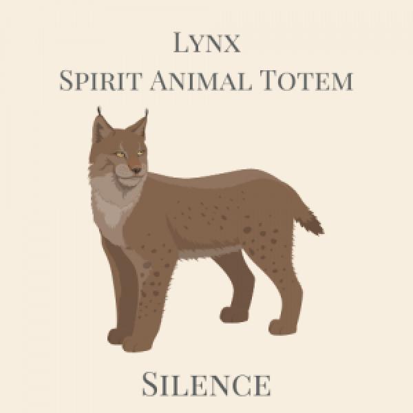 Lynx Spirit Animal Medicine