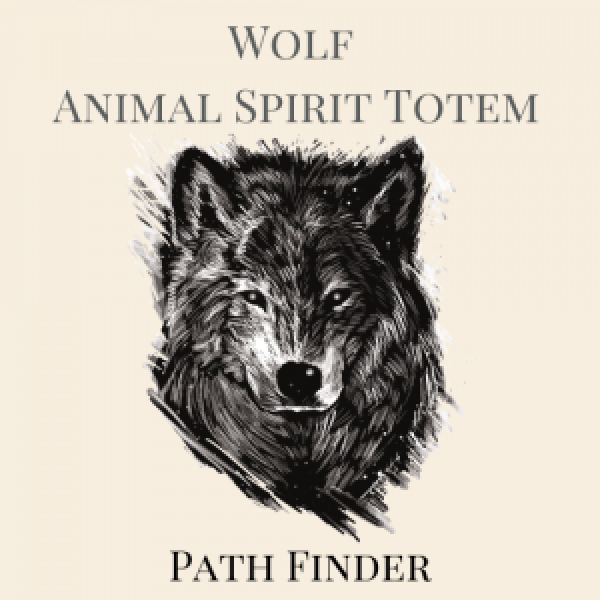 Wolf Spirit Animal Totem
