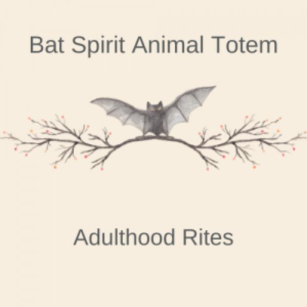 Bat Spirit Animal Totem